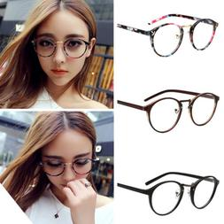 New Mens Women Nerd Fashion Unisex Eyewear Fake Eye Glasses