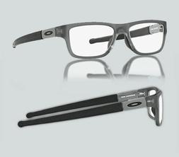 New Oakley OX 8091 MARSHAL MNP 809102 SATIN GREY SMOKE Eyegl