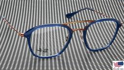 NEW Ray Ban RB7098 5727 BLUE EYEGLASSES GLASSES FRAME 7098 5