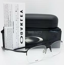NEW Oakley Taproom 0.5 RX Glasses Frame Black OX3202-0252 52