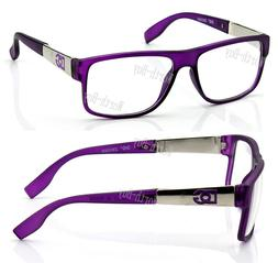 New WB Womens Square Clear Lens Frame Eye Glasses Fashion De