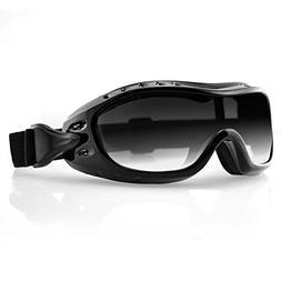 Bobster Night Hawk II OTG Goggle with Photochromic Lens