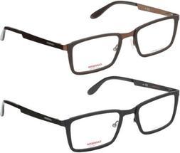 Carrera Optical Men's Classic Matte Metal Eyeglass Frames -