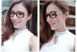 Optical Women's Fashion Eyeglass Frame Spectacles Eyewear Pl