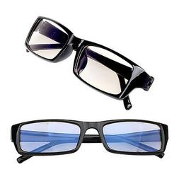 pc tv eye strain protection glasses vision