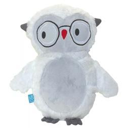 Manhattan Toy Plush OWLY Owl with Eye Glasses Super Soft