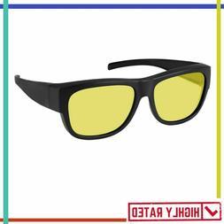 POLARIZED SUNGLASSES for Men Women Eyeglasses Unisex with Po