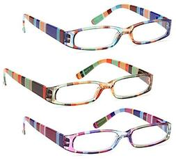 GAMMA RAY READERS Multiple Pairs of Classic Readers with Qua