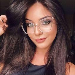 Retro <font><b>glasses</b></font> frame women cat <font><b>e