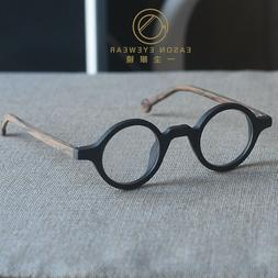 Round eyeglasses Retro Vintage 1960's mens circle frame glas
