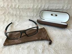 Oakley RX Eyeglasses Glasses Frame PANEL Grey Bronze OX3153-