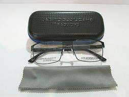 Shaquille O'Neal Eyewear Shaq 157M 021 Black Extended Fit Ey