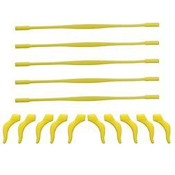 ROSENICE Silicone Glasses Cord Sunglass Strap 5pcs Anti-Slip