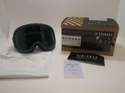 Snow Boarding Electric Eyewear Charger Grey Frame/Jet Black