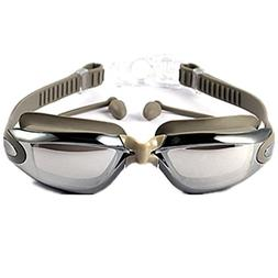 Shiratori Swimming Goggles for Adult Men Women Youth Kids Ch