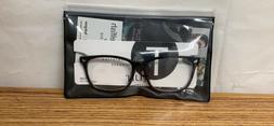 TIJN Unisex Non-prescription Eyeglasses Glasses Clear Lens E