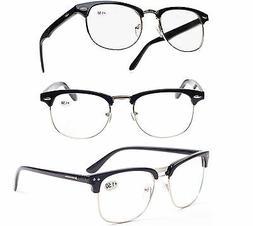 Unisex READING GLASSES +0.5 +1.00 +2.00 +3.00  Eyeglasses