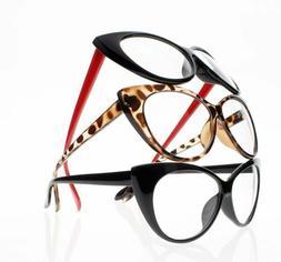 Vintage Cat Eye Nearsighted optical Glasses Myopia Glasses
