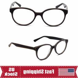 Vintage Unisex Eyeglass Frames Retro Glasses Myopia Optical