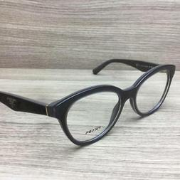 Prada VPR11R Eyeglasses Opal Brown UAM-1O1 Authentic 52mm