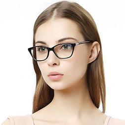 OCCI CHIARI Women Casual Eyewear Frames Non-Prescription Cle