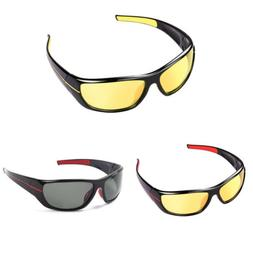 Women Men Polarized Sunglasses Night Vision Driving Anti Gla