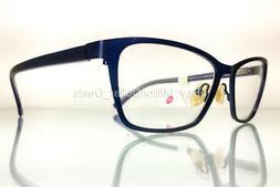 de1342ae257 Allure Women s Rx Prescription Eye Glasses Frames L3005 Blue