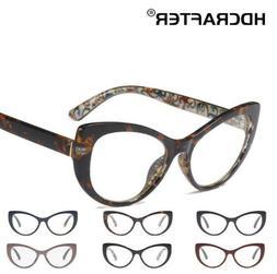 Women's TR90 Fashion Optical Eyewear Frames Cat's Eye Specta