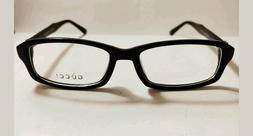 Gucci Womens Eyeglasses From Italy GG2917-C2 Black Designe