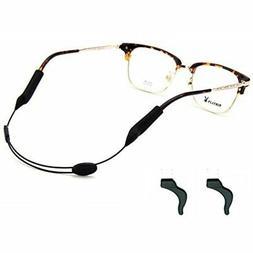 YALEX Eyeglasses Strap Adjustable Eyewear Lanyard Sports Eye